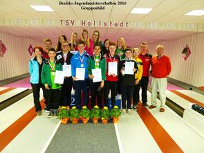Bezirksmeisterschaften U18 2016