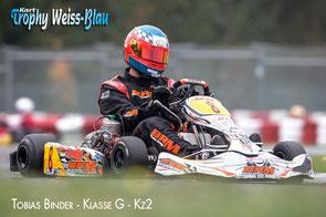 Gesamtsieger KTWB 2014 - Tobias Binder