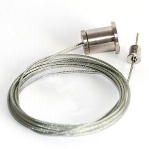 Lampenschirme Aufhängung und ideal ausbalancieren mit diversen Aufhängesystemen