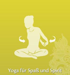 Yoga Asanas by yogitea.com - Yoga für Spaß und Spirit