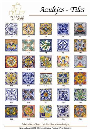 Azulejos tiles p gina web de ceramicadelrey - Azulejos 20x20 colores ...