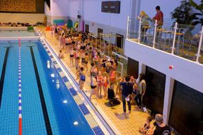 Meeting asc le havre site de asc le havre natation - Couverture piscine prima le havre ...