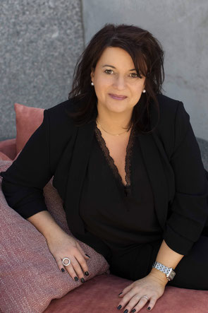 Marie Degaute, Décoratrice d'intérieur à Namur dirige l'agence Marie's Home