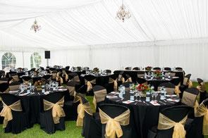 Hochzeit im Zelt erfahrungen