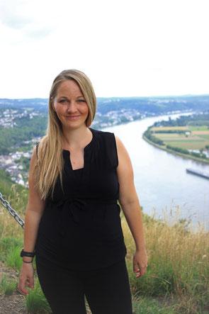 Sabine Henning, aufgenommen an der Erpeler Ley