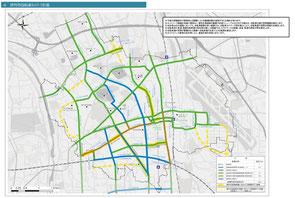 伊丹市の自転車ネットワーク計画...
