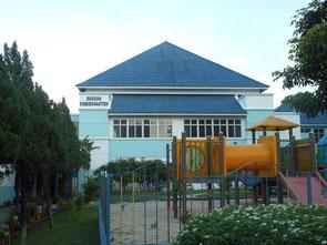 会場となったSarada Kindergarten