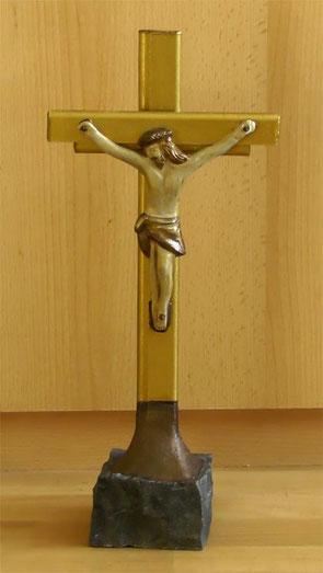 Eindrucksvolles Jesuskreuz Stil Antik