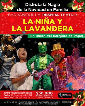 Cofradía Teatral te invita a disfrutar   la magia de la navidad en familia