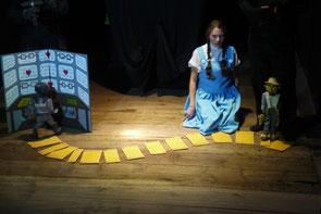 El Mago de Oz en temporada en la Seki Sano