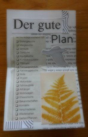 Der gute Plan