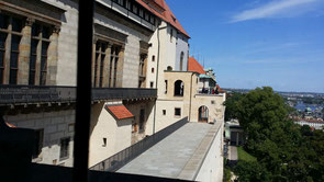 Prager Burg, Alter Königspalast