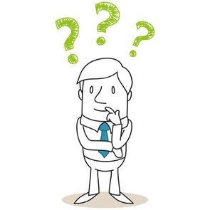 Fragezeichen zu Reiseversicherung