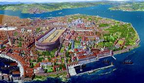 Istanbul in der Antike