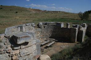 Kirche Yalvaç (Antiochia in Pisidien)