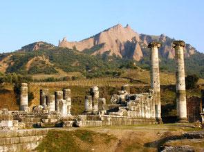 Sardes Artemis Tempel
