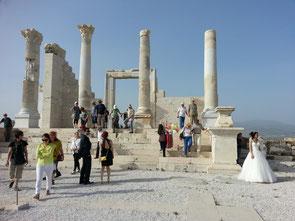 Tempel Laodikeia am Lykos