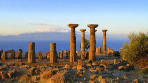 Athena-Tempels Assos