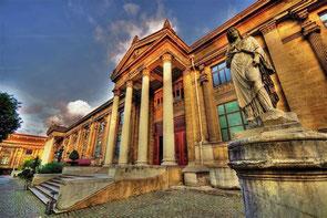 Archäologisches Museum Istanbul