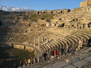 Theater von Milet