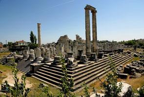 Orakelheiligtum des Apollon von Didyma