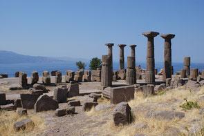Assos Athena Tempel