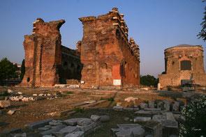 Roten Halle Pergamon
