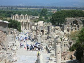 Ephesus Kurenstraße