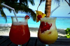 Malediven Honeymoon Reise günstig buchen billig Hochzeitsreise