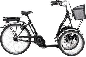 Pfau-Tec Pornto Elektro-Dreirad Front-Dreirad Beratung, Probefahrt und kaufen in Fuchstal