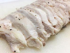 麻布十番の鶏むね肉