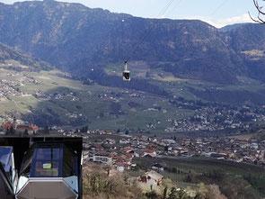 Seilbahn Hochmuth Dorf Tirol