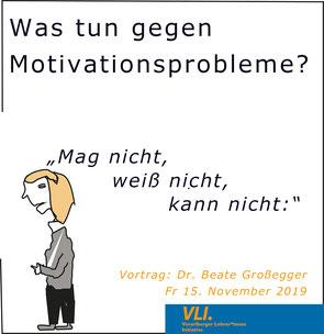 """""""Mag nicht, weiß nicht, kann nicht: Was tun gegen Motivationsprobleme?""""  Bild:spagra"""