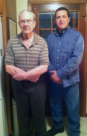 Roy Carter, Sr. & Roy Carter, Jr.