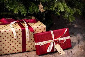 Früher wurden Kinder an Silvester beschenkt