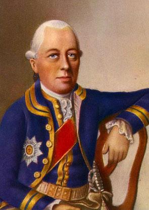 Le baron Karl Gotthelf von Hund.