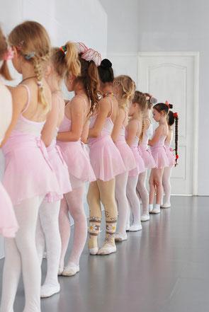 Ballett tanzen lernen für Kinder in Lingen