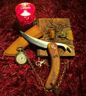 Das Telchinen - Messer !