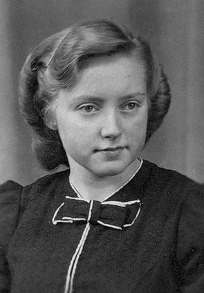 Gisela Feldmann, geb. Deichmann