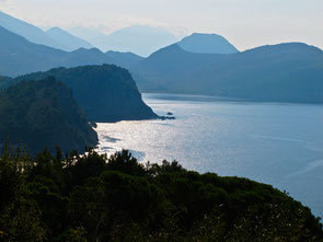 Berge von Montenegro