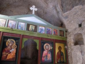 Innenbereich der Kapelle