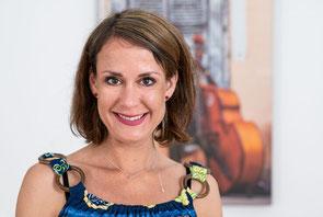 PhDr. Eva Grebner, Geschäftsinhaberin der Sprachschule Alegría