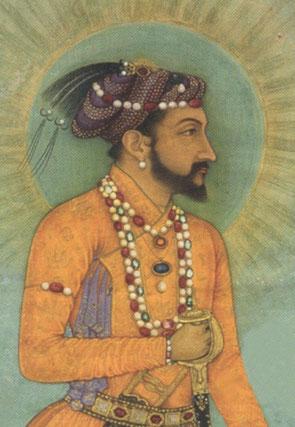 portrait-of-shah-jahan