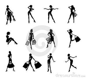 http://thumbs.dreamstime.com/x/siluetas-de-las-mujeres-5183225.jpg