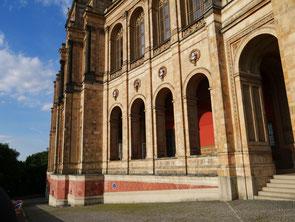 La façade du Maximilianeum