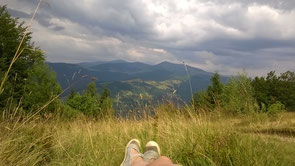 Ukraine, Carpathian. Short trip in august 2015