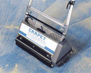 Teppichreinigungsmaschine TM 4