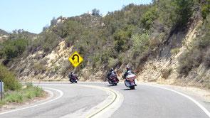 WildWest Motorradreisen Kalifornien
