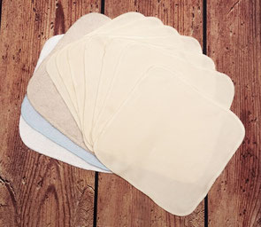 Многократни памучни кърпички