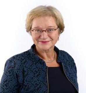 Ingrid Lühr, Sprecherin FG Migration und Flüchtlinge